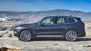 2018 BMW X3 XDrive30d (Color: Sophisto Grey Brilliant Effect Metallic) -  Side Wallpaper 8