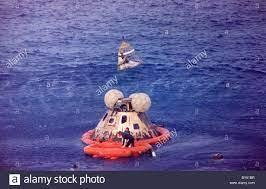 Apollo 13 Erholung Stockfotografie - Alamy