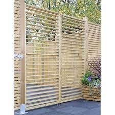 garden screen. Grange Adjustable Slat Garden Screen S