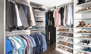 how to build a custom closet using building blocks of closet design