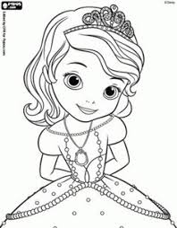 Free Sofia Coloring Pages 2307383