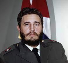 Fidel Castro, Cuba |