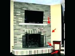 hide wires wall mount tv how to hide cords on wall mounted above fireplace mounting hiding