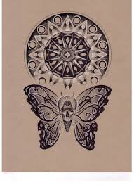 Plenty of designs available for tattoo inspiration at the shop. 5