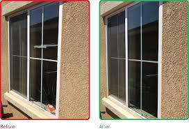dual pane glass repair