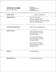 concession worker sample resume job resume template free free resume  templates resume for a job .