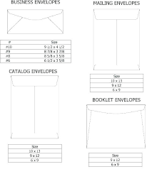 Size Of 10 Envelope Number 9 Envelope Template Open End Envelope Template 7 X