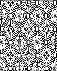 Small Picture I Mosaic Coloring Page Qandjco