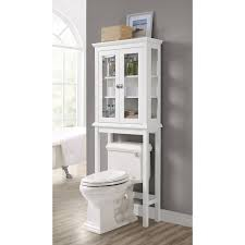 Ebay Bathroom Cabinets Cabinets Free Standing Over The Toilet Cabinet Free Standing