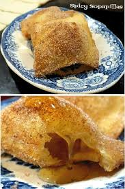 y sopapillas are easy to make light airy and covered in a y