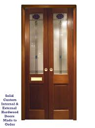 double storm doors. Custom Storm Doors In Solid Hardwood Or Oak Made To Order Throughout Central Scotland. Double O