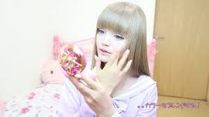 re upload kawaii candy doll make up tutorial by dakota rose ダコタローズ kota koti
