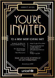 Ordination Invitation Template Great Gatsby Invitation Template Free Download Of 30th