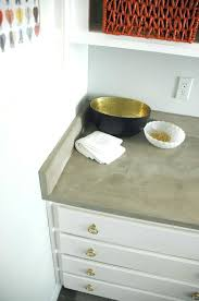 diy concrete kitchen countertops photo diy outdoor kitchen with concrete countertops and sink