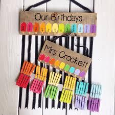 Teacher Birthday Chart Pin By Katlin Adams On The Teacher Life Birthday Charts