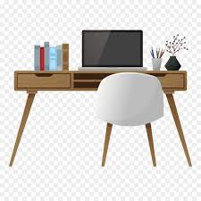 work table office. Table Office Desk Interior Design Services - Simple Style Work