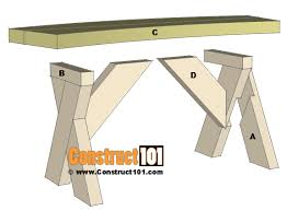 round picnic table plans bench parts