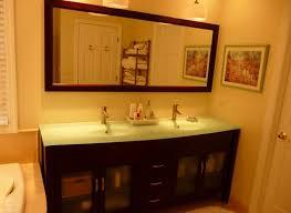 Contemporary Bathroom Vanities And Sink Consoles By Bathroom 5 Foot Double Sink Vanity