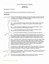 Amendment To Operating Agreement Form Inspirational Llc Operating ...