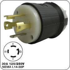 4 prong generator plug wiring diagram 4 image honda 4 prong locking plug male g babbitts honda generator house on 4 prong generator plug wiring a 220 plug diagram