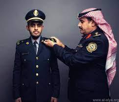 أحمد فهد بن نصيرالرويلي يتخرج برتبة ملازم من كلية الملك خالد العسكرية -  صحيفة العليا الالكترونية