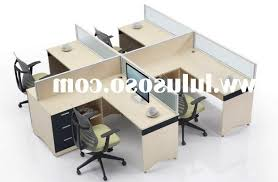 innovative office furniture. Photo 5 Of 6 Office Desk With Partition #5 Innovative Desks Dividers Lulusoso Furniture E