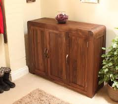 strathmore solid walnut furniture shoe cupboard cabinet. Strathmore Solid Walnut Furniture Shoe Cupboard Cabinet Large Image With Fascinating Hallway Hall H