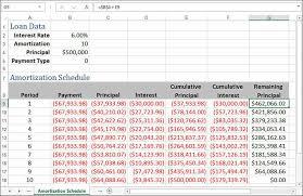 Fixed Rate Mortgage Fixed Rate Mortgage Amortization Schedule