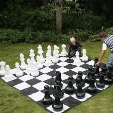 garden chess set. Giant-Chess-Set-Outdoor-Garden-Games.jpg Garden Chess Set W