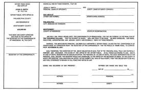 surety bond form m burr keim agency notary public errors and omissions insurance