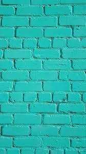 Teal Blue iPhone Wallpaper