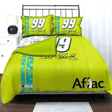 nascar bedding sets northwest co full bed in bag set sports bedding full bed in bag