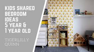 kids bedroom ideas for sharing. Kids Shared Bedroom Ideas / For A Boy \u0026 Girl TIGERLILLY QUINN Sharing C