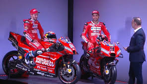 Ducati corse is the racing team division of ducati motor holding s.p.a. Mission Winnow Joins Ducati As 2019 Motogp Bike Is Unveiled