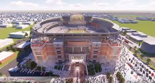 Alabama Approves Budget For Stadium Upgrades Tidesports Com