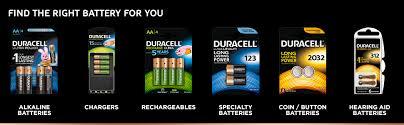 Duracell Battery Sizes Chart Duracell Plus Power D2 Batteries 2 Pack