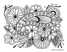 Free Adult Coloring Page Printables