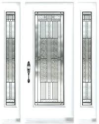 replace glass insert front door front door window inserts front doors with and 3 4 glass