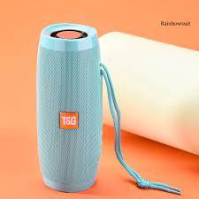 Loa Bluetooth Không Dây Tích Hợp Đèn Led Tiện Dụng - Loa
