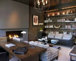 home office decor brown. Masculine Home Office Decor Manly Stylish And Dramatic  Offices . Brown