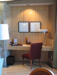 modern home office built desk. modern home office built desk appealing padded chair floating completed with styled night l