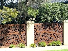 garden screen. Decorative Outdoor Screen Panels Garden Must See Fence Beautiful Screening