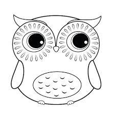 Coloring Sheets Of Owls Able Colouring Free Pictures Colored Cute