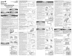 craftsman garage door opener manual. Genie Intellicode Garage Door Opener Troubleshooting Ideas Craftsman Manual T