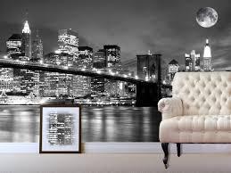 New York City Wallpaper For Bedroom Mural Wallpaper