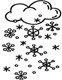 Small Picture Online Snow Coloring Pages 91 For Coloring Print with Snow