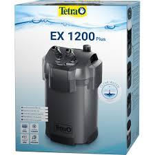 Внешний <b>фильтр Tetra EX 1200</b> Plus
