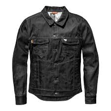heavy denim jacket by crank and stroker 280