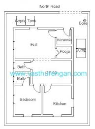 vastu plan for north facing plot 2