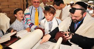 bar and bat mitzvah ing of age as a jew